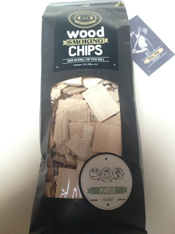 "Grillgold Wood smoking Chips ""Ahorn"""