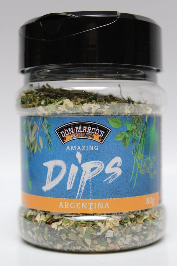 Don Marco's Amazing Dips Argentina