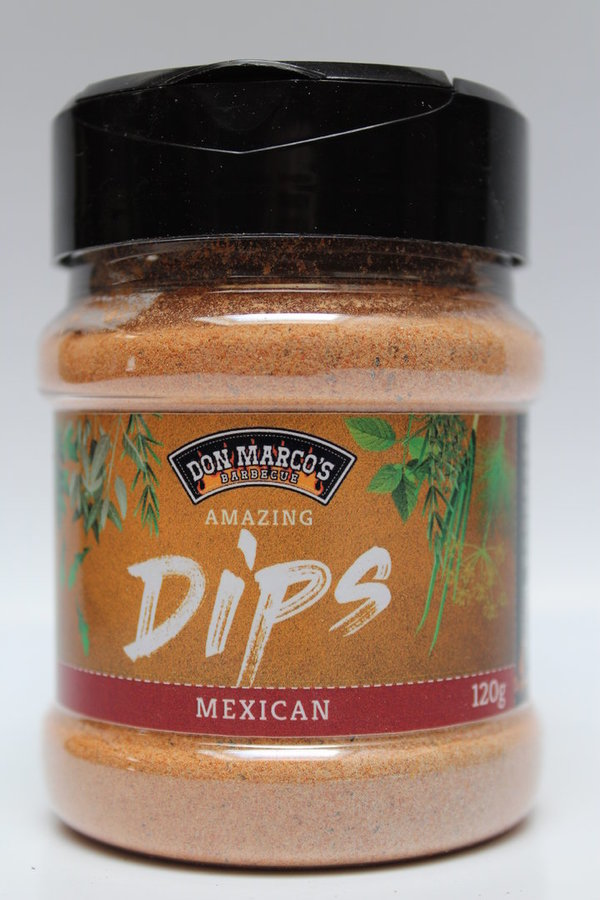 Don Marco's Amazing Dips Mexican