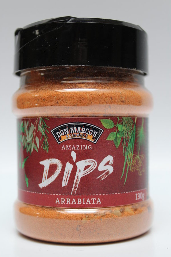 Don Marco's Amazing Dips Arrabiata