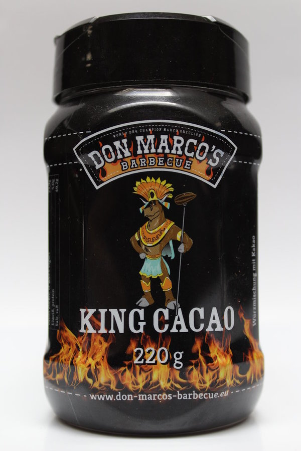 Don Marco's King Cacao