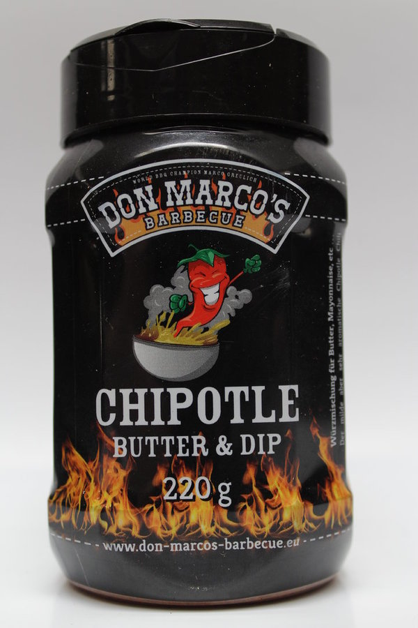 Don Marco's Chipotle Butter & Dip